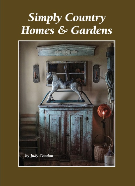 CountryHomesandGardensCover